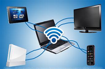 Создание сети Wi-Fi