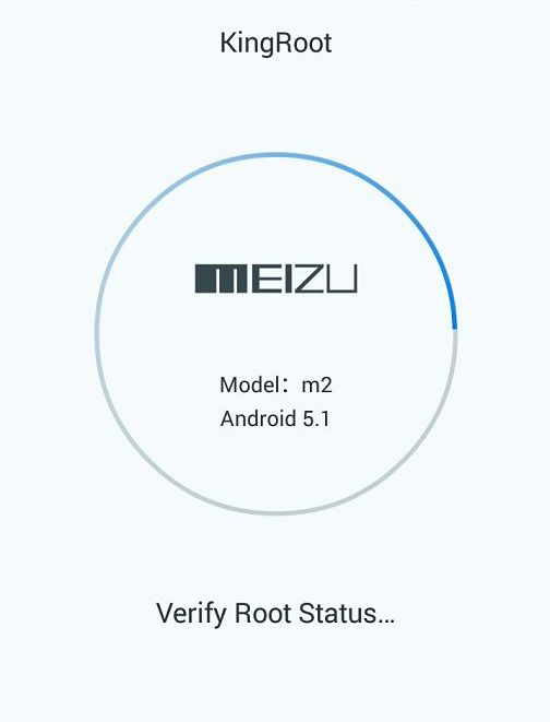 Verify Root Status