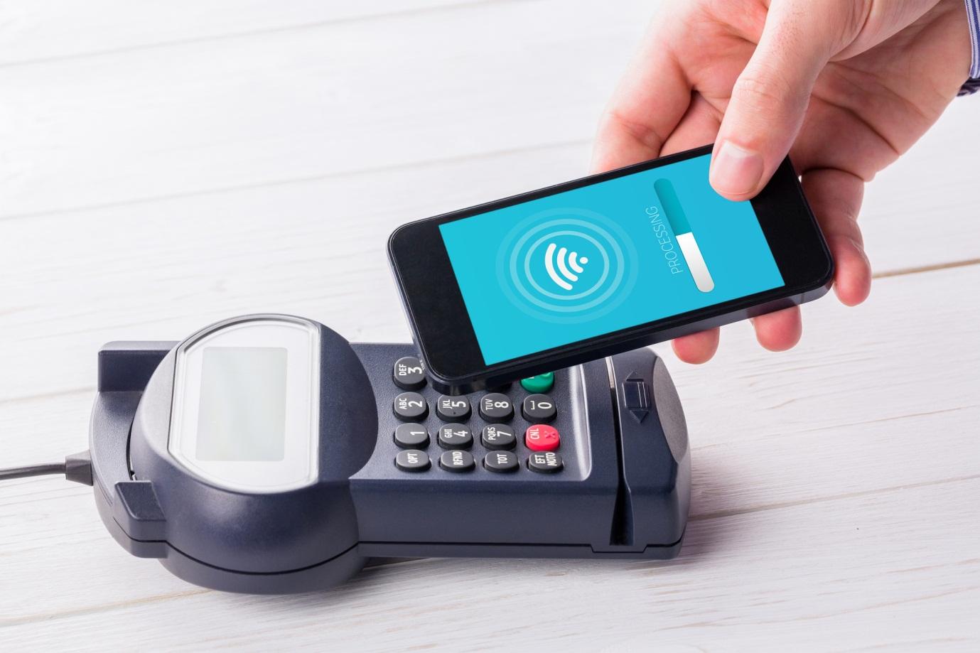 Технология nfc в смартфонах заменяет банковскую карту