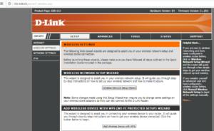 как сменить пароль на роутере D-Link