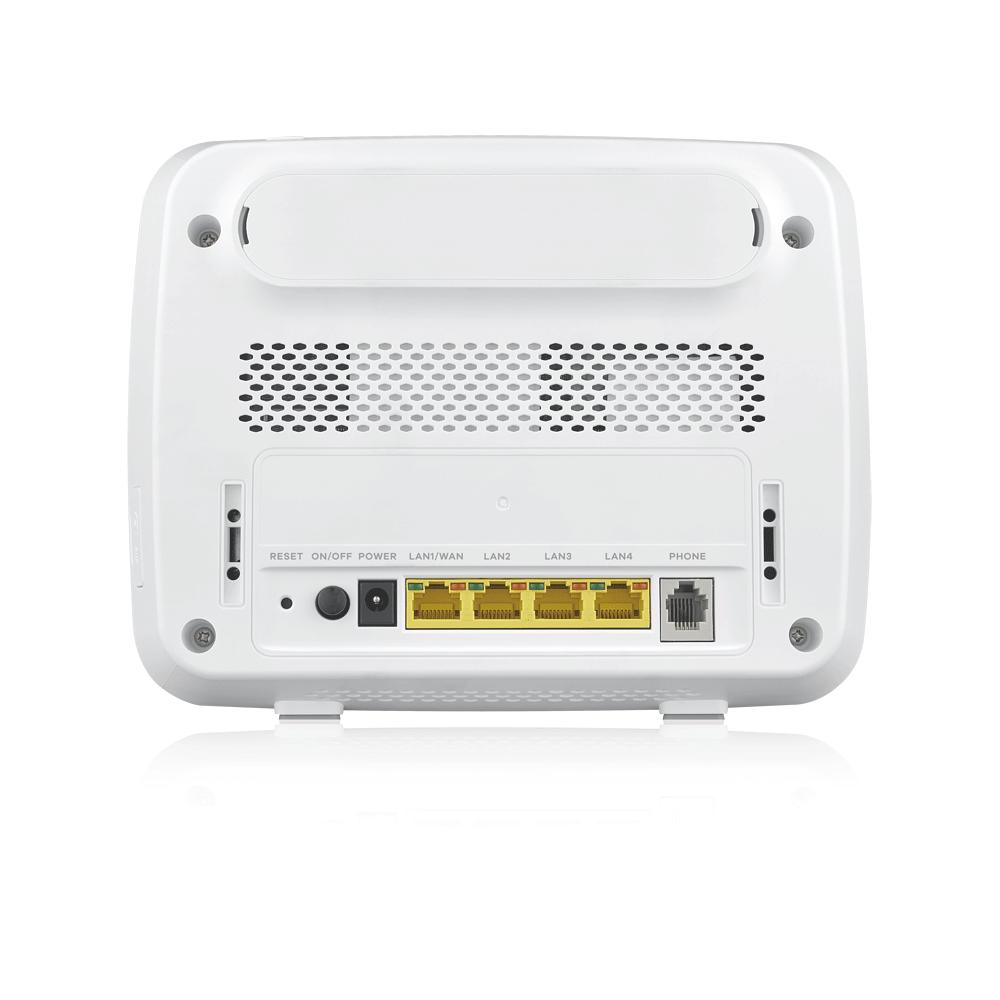 Zyxel LTE3316 отлично подойдет для организации интернет-канала в офисе
