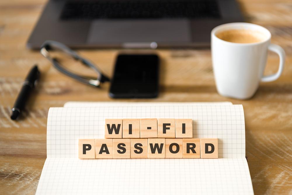 Как поставить пароль на вай фай