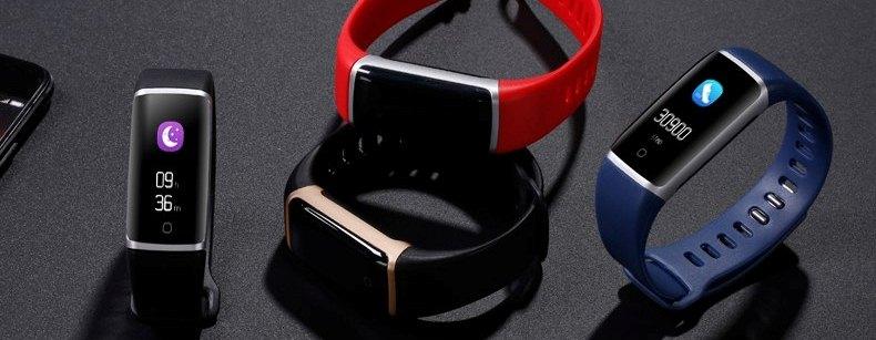 NFC в фитнес-браслете