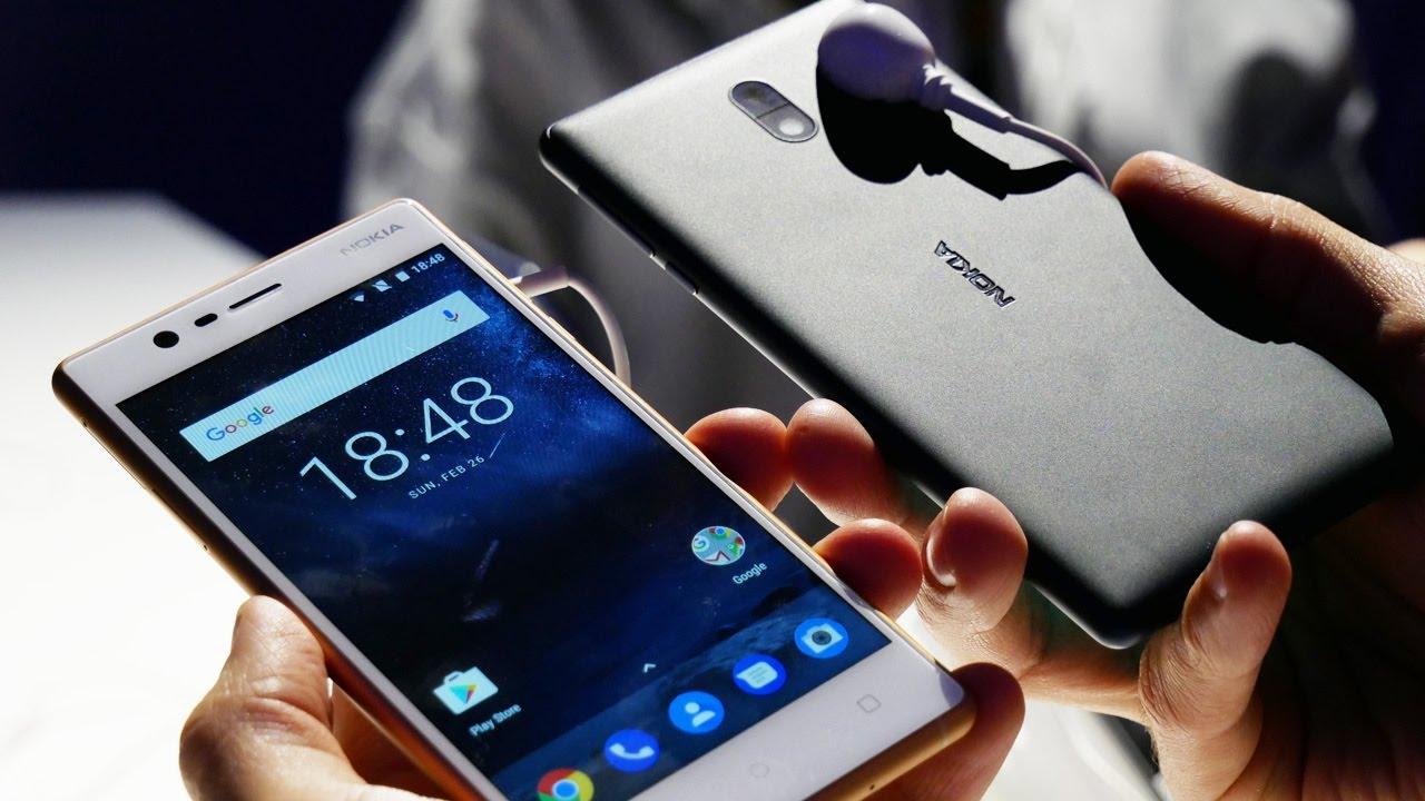 Самый дешевый смартфон с nfc Nokia 3
