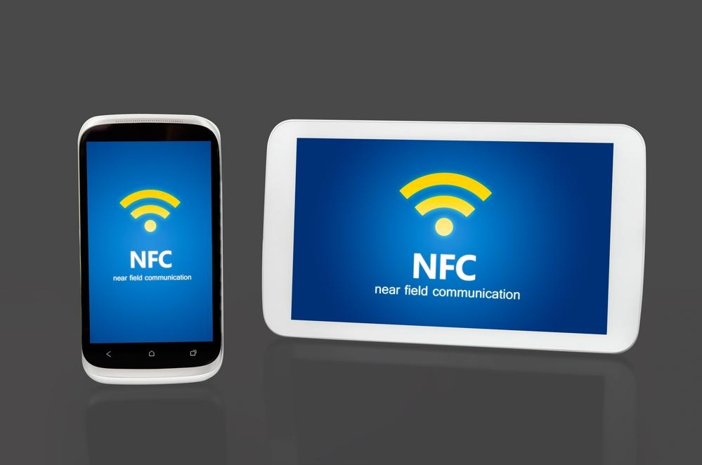 Чтобы начать пользоваться функцией NFC, активируйте ее