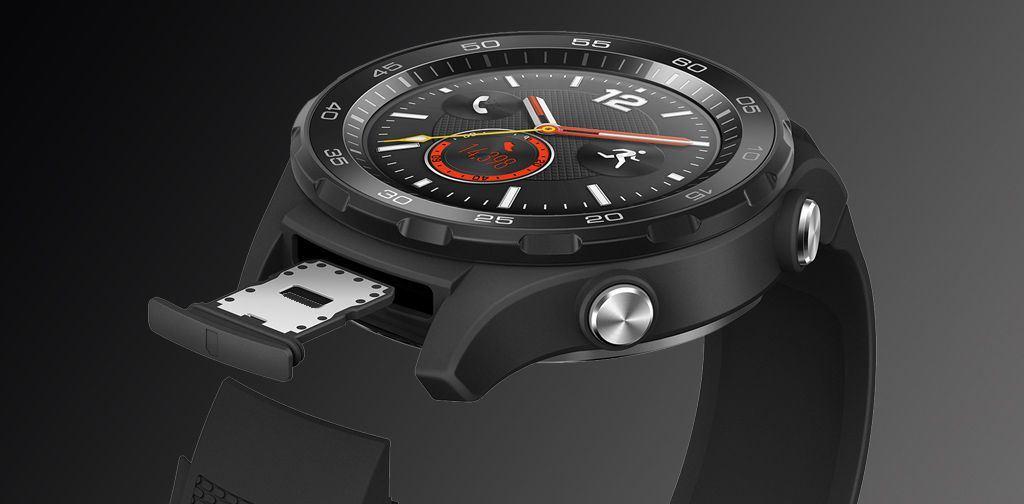 Huawei Watch 2 с поддержкой Android 4.3 и iOS 8.2