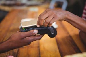 Мобильный приложение для оплаты NFC
