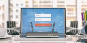 замена пароля wifi ростелеком