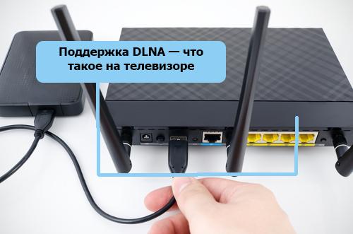 Поддержка DLNA в телефоне что это?