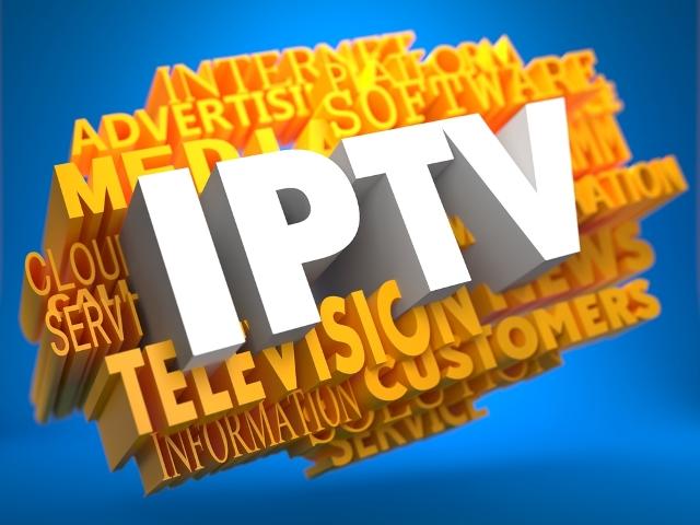 IPTV STB-приставка