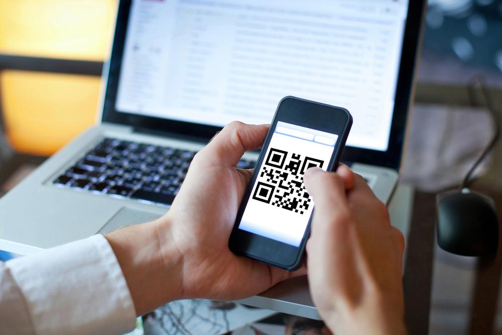 Как отсканировать QR-код для подключения к Wi-Fi