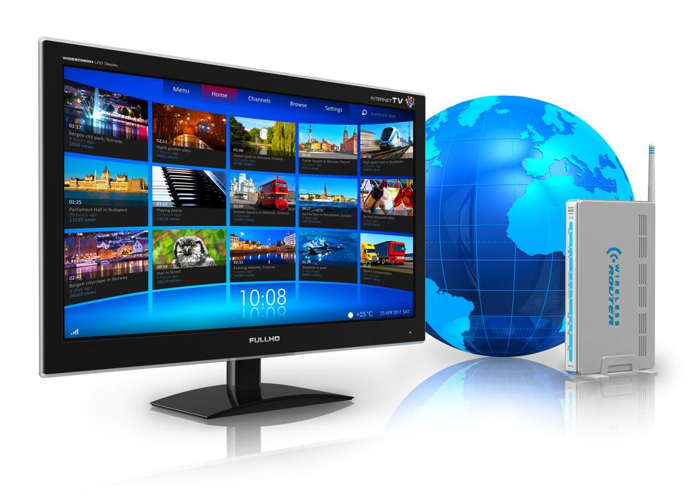 чем отличается цифровое телевидение от интерактивного в мтс