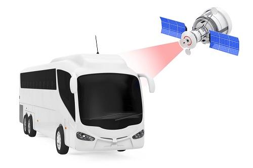 Установка оборудования ГЛОНАСС на автобусы
